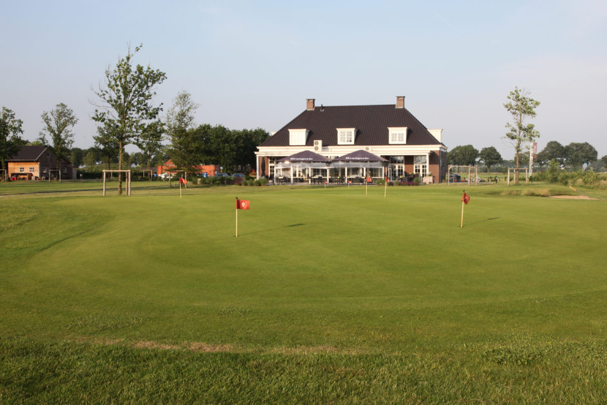 Golftuin Orangerie Zwolle